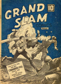 Cover Thumbnail for Grand Slam Comics (Anglo-American Publishing Company Limited, 1941 series) #v3#9 [33]