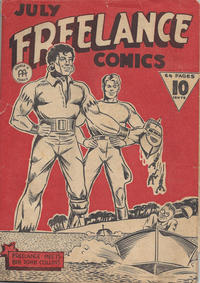 Cover Thumbnail for Freelance Comics (Anglo-American Publishing Company Limited, 1941 series) #v1#9