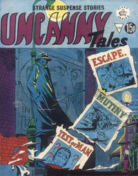Cover Thumbnail for Uncanny Tales (Alan Class, 1963 series) #130