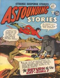 Cover Thumbnail for Astounding Stories (Alan Class, 1966 series) #124