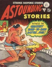 Cover Thumbnail for Astounding Stories (Alan Class, 1966 series) #127