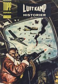 Cover Thumbnail for Topp Serien (Illustrerte Klassikere / Williams Forlag, 1964 series) #14