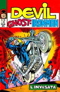 Cover Thumbnail for Devil - Ghost - Iron Man (Editoriale Corno, 1974 series) #113
