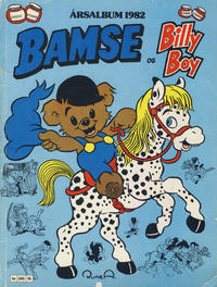 Cover Thumbnail for Bamse Årsalbum (Semic, 1982 series) #1982