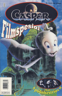 Cover Thumbnail for Casper (Semic, 1995 series)