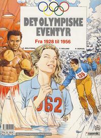 Cover Thumbnail for Det olympiske eventyr (Semic, 1993 series) #[2] - Fra 1928 til 1956