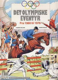 Cover Thumbnail for Det olympiske eventyr (Semic, 1993 series) #[3] - Fra 1960 til 1976