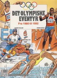 Cover Thumbnail for Det olympiske eventyr (Semic, 1993 series) #[4] - Fra 1980 til 1992