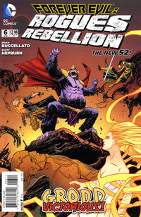 Cover Thumbnail for Forever Evil: Rogues Rebellion (DC, 2013 series) #6