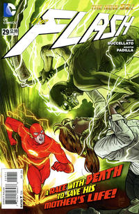 Cover Thumbnail for The Flash (DC, 2011 series) #29