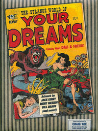 Cover Thumbnail for The Strange World of Your Dreams (IDW, 2013 series)