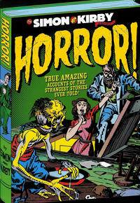 Cover Thumbnail for The Simon and Kirby Library (Titan, 2010 series) #[nn] - Horror