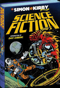 Cover Thumbnail for The Simon and Kirby Library (Titan, 2010 series) #[nn] - Science Fiction