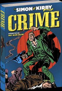 Cover Thumbnail for The Simon and Kirby Library (Titan, 2010 series) #[nn] - Crime