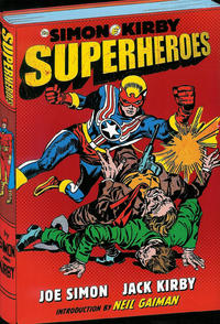 Cover Thumbnail for The Simon and Kirby Library (Titan, 2010 series) #[nn] - Superheroes