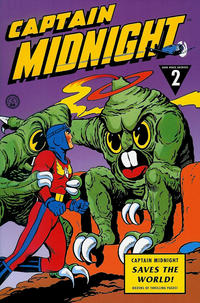 Cover Thumbnail for Captain Midnight Archives (Dark Horse, 2013 series) #2 - Captain Midnight Saves the World