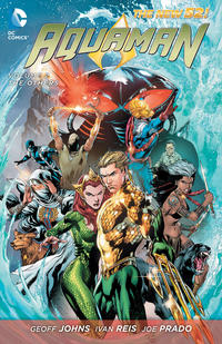 Cover Thumbnail for Aquaman (DC, 2013 series) #2 - The Others