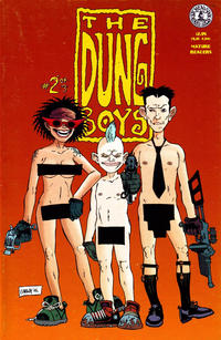 Cover Thumbnail for Dung Boys (Kitchen Sink Press, 1996 series) #2