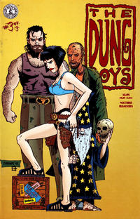 Cover Thumbnail for Dung Boys (Kitchen Sink Press, 1996 series) #3