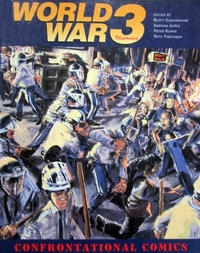 Cover Thumbnail for World War 3 Illustrated: Confrontational Comics (Four Walls Eight Windows, 1995 series)