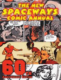Cover Thumbnail for The New Spaceways Comic Annual (Boardman Books, 2014 series)