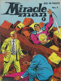 Cover Thumbnail for Miracle Man (Thorpe & Porter, 1965 series) #9