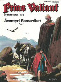 Cover Thumbnail for Prins Valiant (Semic, 1974 series) #5