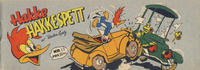 Cover Thumbnail for Hakke Hakkespett (Serieforlaget / Se-Bladene / Stabenfeldt, 1957 series) #12 [1957]