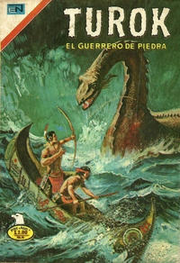 Cover Thumbnail for Turok (Editorial Novaro, 1969 series) #92