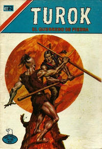 Cover Thumbnail for Turok (Editorial Novaro, 1969 series) #176