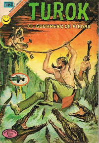 Cover Thumbnail for Turok (Editorial Novaro, 1969 series) #35