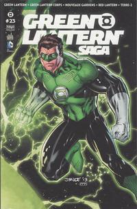 Cover Thumbnail for Green Lantern Saga (Urban Comics, 2012 series) #23