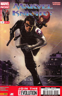 Cover Thumbnail for Marvel Knights (Panini France, 2012 series) #13