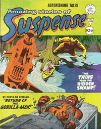 Cover Thumbnail for Amazing Stories of Suspense (Alan Class, 1963 series) #146