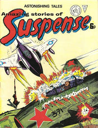 Cover Thumbnail for Amazing Stories of Suspense (Alan Class, 1963 series) #123