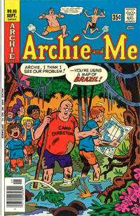 Cover Thumbnail for Archie and Me (Archie, 1964 series) #95