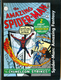Cover Thumbnail for Spider-Man: Amazing Fantasy (Marvel, 2005 series)
