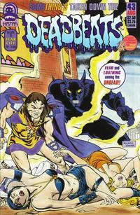 Cover Thumbnail for Deadbeats (Claypool Comics, 1993 series) #43