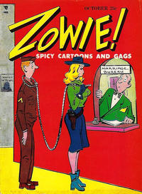 Cover Thumbnail for Zowie! (Youthful, 1952 series) #v1#11