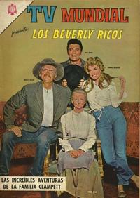 Cover Thumbnail for TV Mundial (Editorial Novaro, 1962 series) #55
