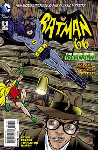 Cover Thumbnail for Batman '66 (DC, 2013 series) #6