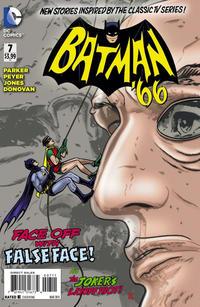 Cover Thumbnail for Batman '66 (DC, 2013 series) #7