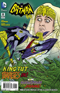 Cover Thumbnail for Batman '66 (DC, 2013 series) #8