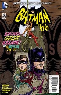 Cover Thumbnail for Batman '66 (DC, 2013 series) #9