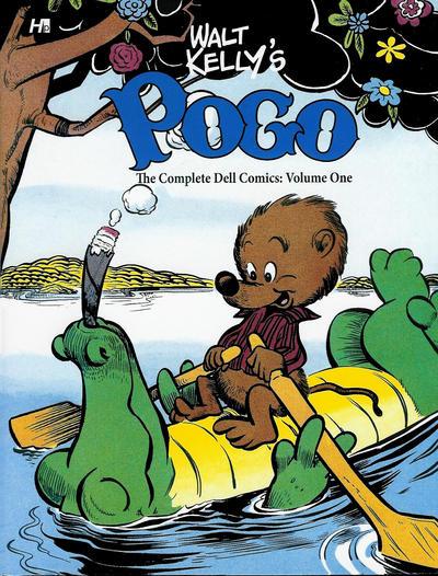 Cover for Walt Kelly's Pogo (Hermes Press, 2014 series) #1
