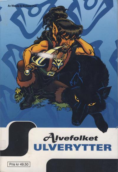 Cover for Alvefolket (Hjemmet / Egmont, 2005 series) #1
