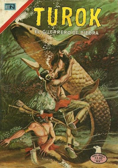 Cover for Turok (Editorial Novaro, 1969 series) #115