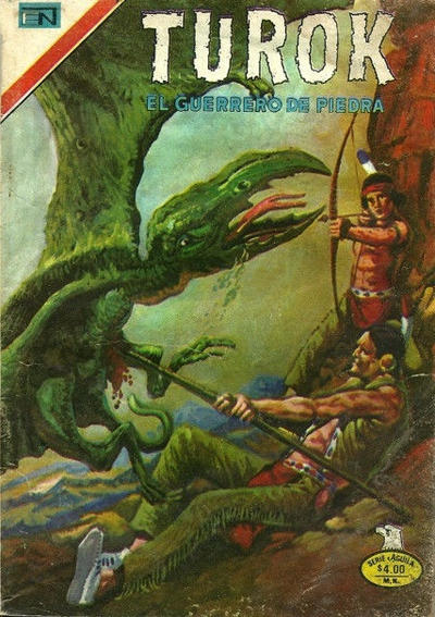 Cover for Turok (Editorial Novaro, 1969 series) #171