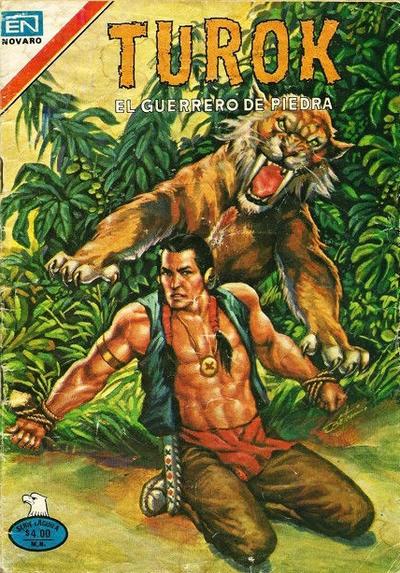 Cover for Turok (Editorial Novaro, 1969 series) #190