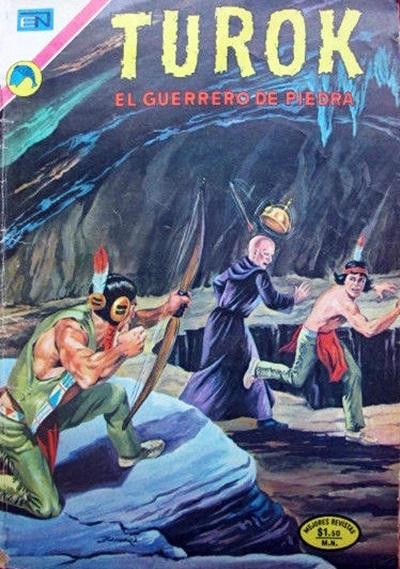 Cover for Turok (Editorial Novaro, 1969 series) #47